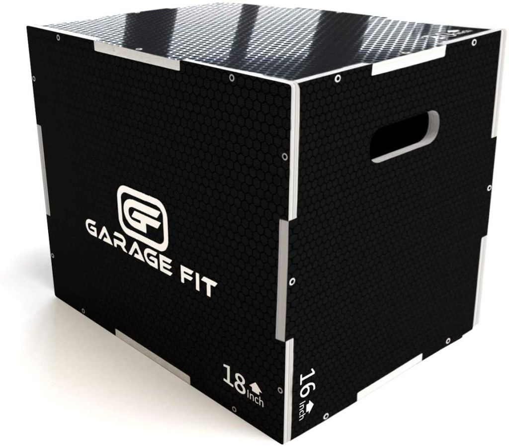garage fit plyo box