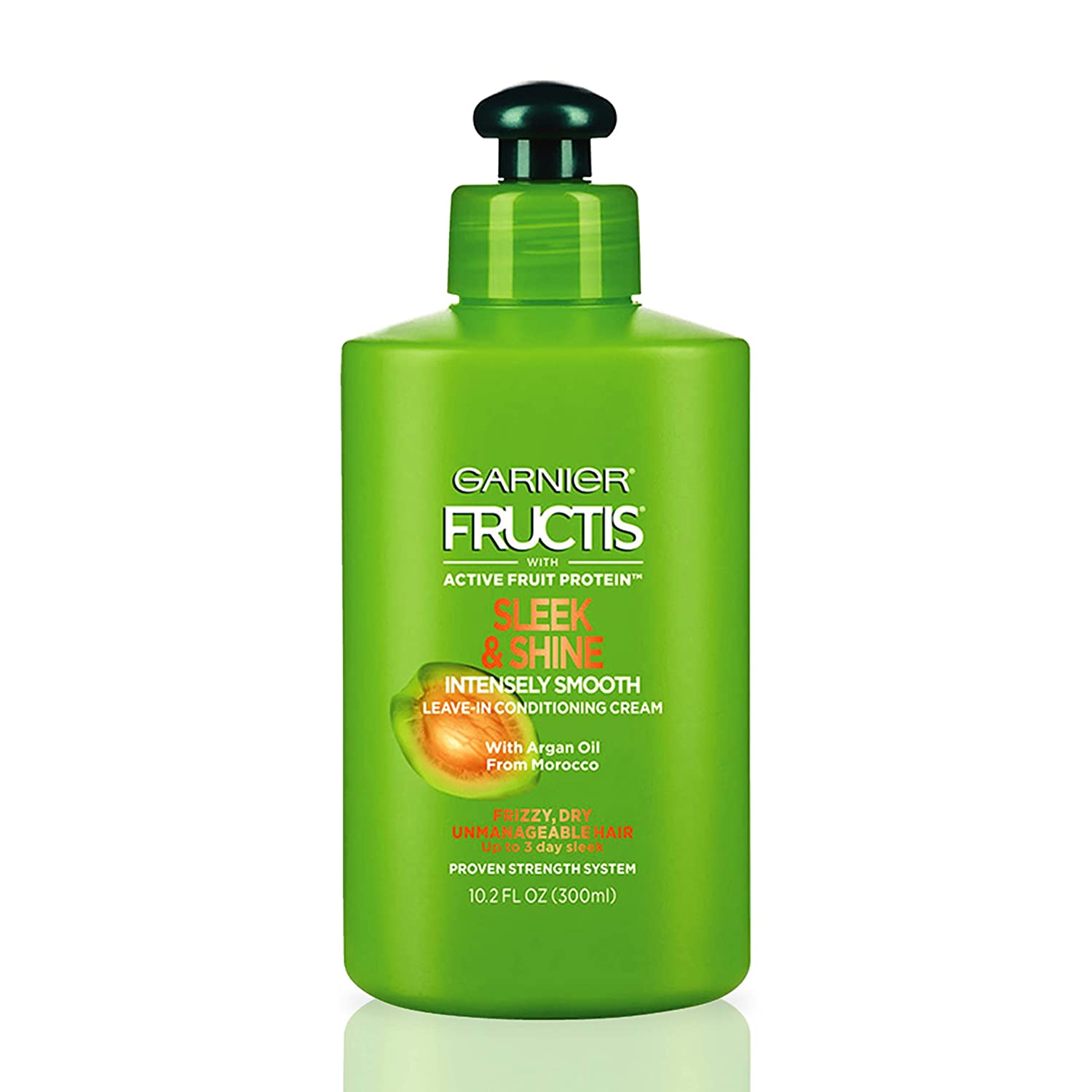 garnier fructies sleek shine intensely smooth leave in conditioning cream