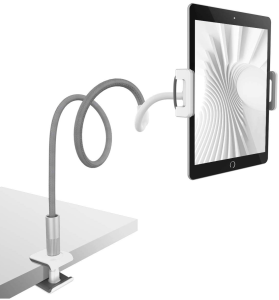 ipad pro accessories - gooseneck tablet holder