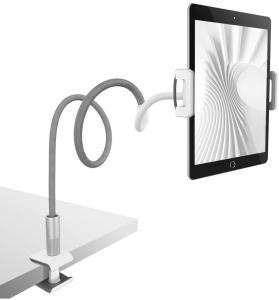 ipad pro accessories - gooseneck tablet holder