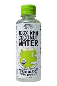 coconut water harmless harvest raw