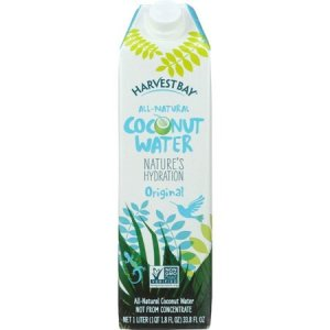 coconut water harvest bay all natural