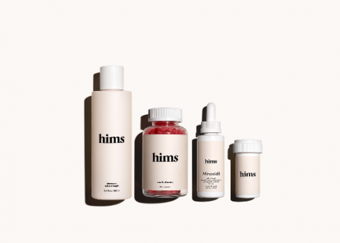 Hims Complete Hair Loss Kit