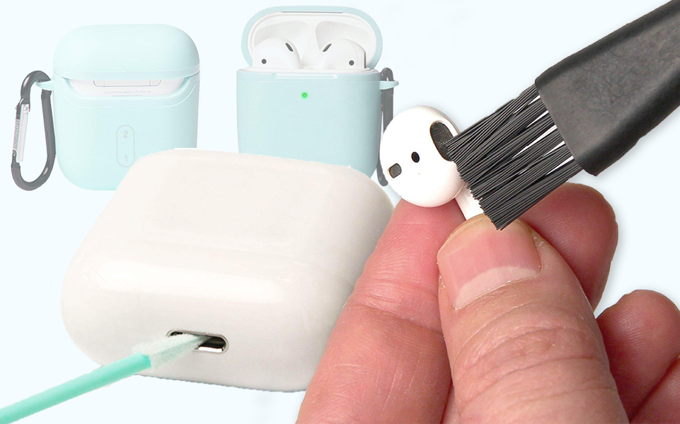 Here S How To Clean Airpods Your Airpods Case The Right Way Spy