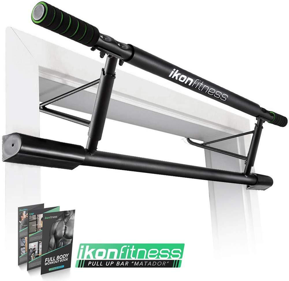 ikon fitness pull up bar
