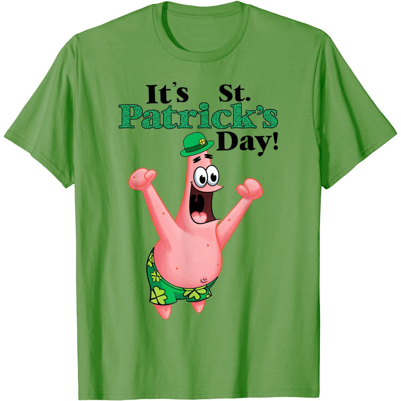 Spongebob St. Patrick's Day