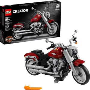 best legos for adults creator expert harley davidson fat boy