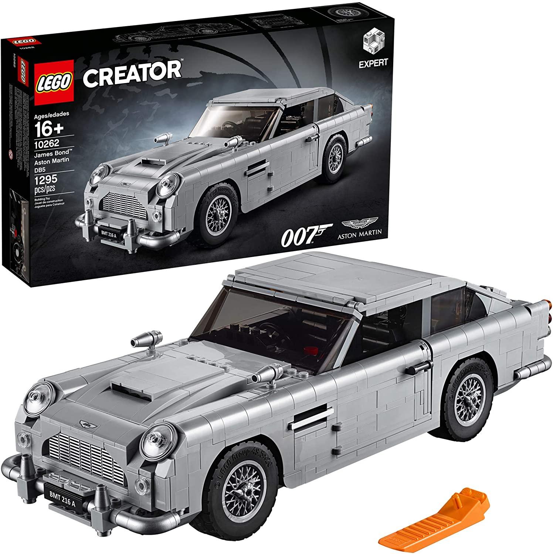 LEGO Creator James Bond Aston Martin Building Kit