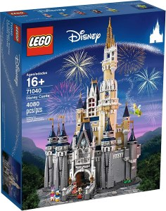 best legos for adults disney castle