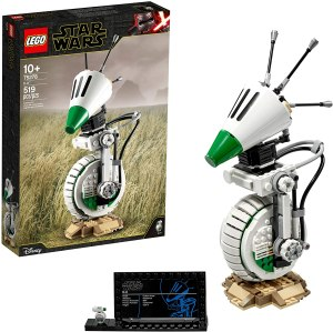 best legos for adults star wards d o
