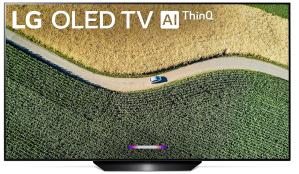 LG B9 4k tv