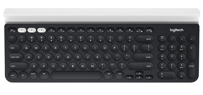 macbook pro accessories Logitech K780 Keyboard