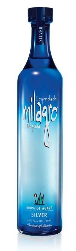 Best Tequila brands - milagro silver