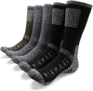 best hiking socks mirmaru