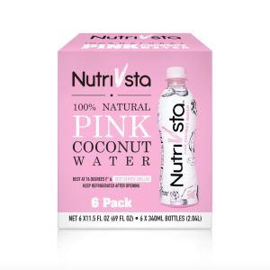 best coconut water nutrivsta pink