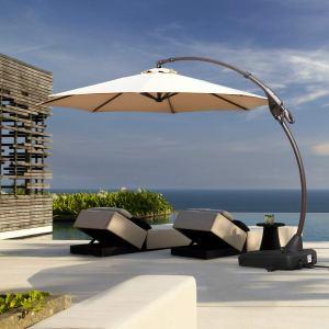Grand Patio Deluxe Napoli Patio Umbrella