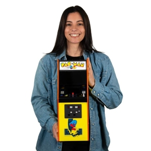 Official Pac-Man Arcade Cabinet