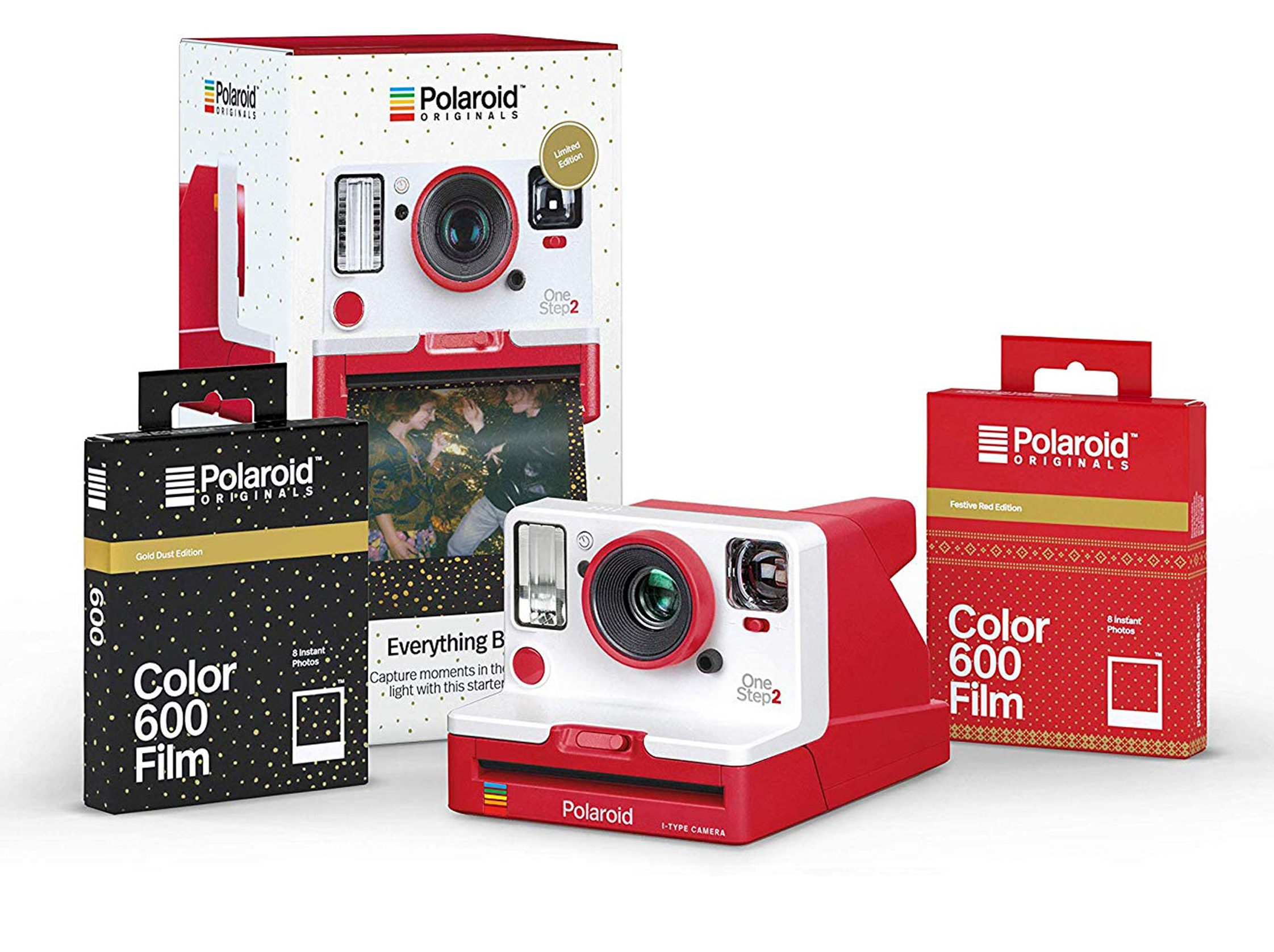 Best Tech Gifts of 2020 - polaroid