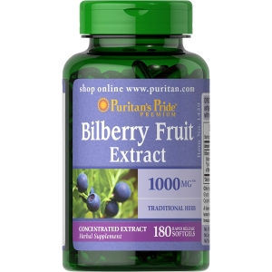 bilberry extract by puritan's pride, how to get rid of a black eye