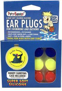 best earplugs for swimming putty buddies