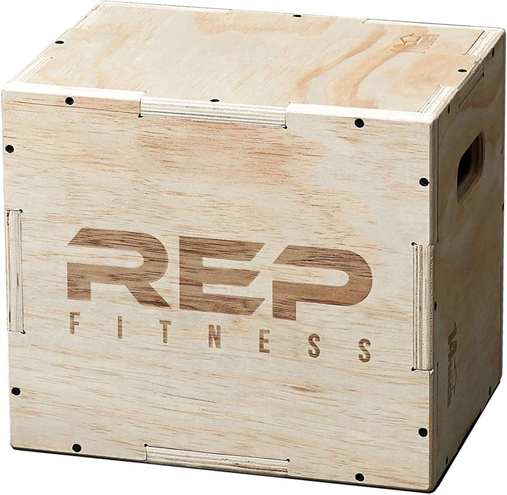 rep fitness plyo box