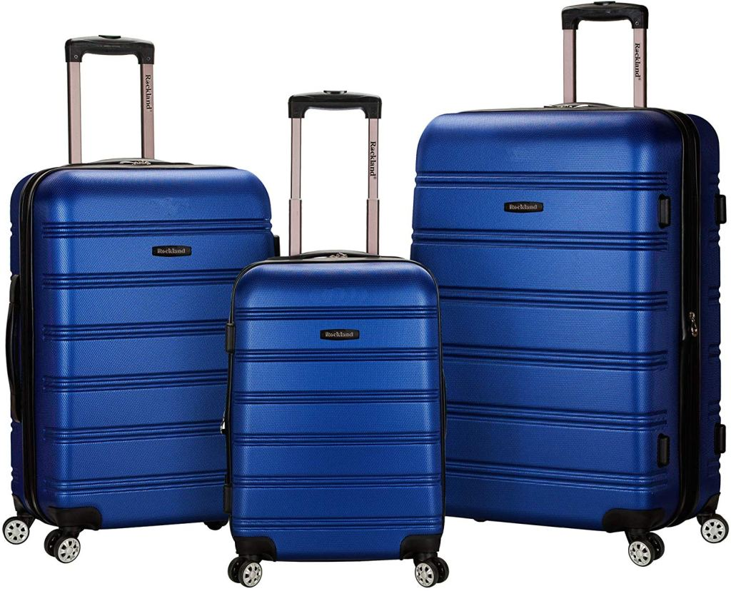 rockland cheap luggage