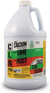 best rust removers clr