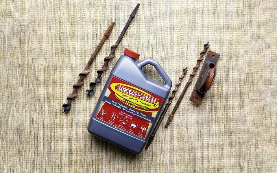 best rust removers