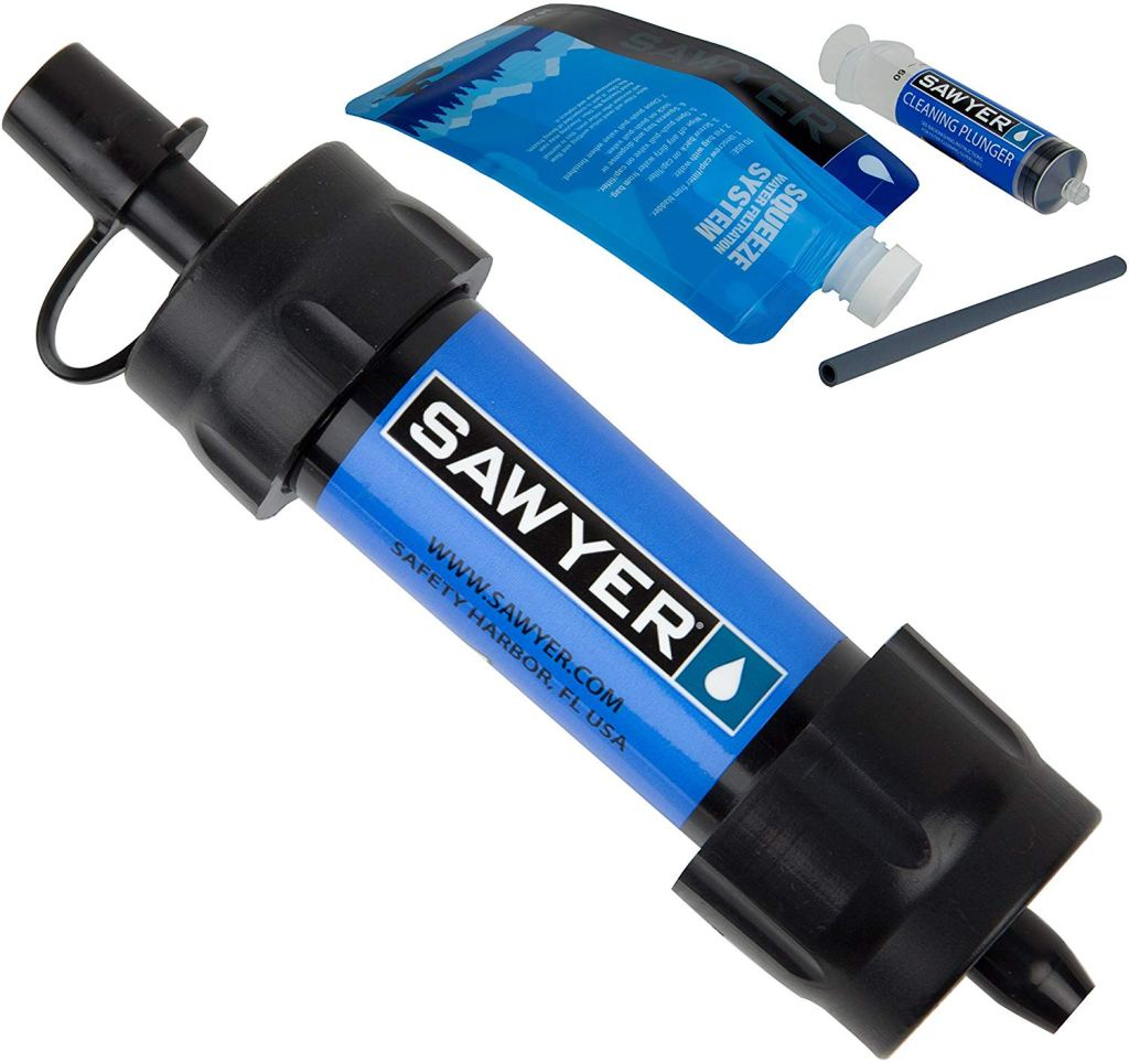 sawyer personal water filter