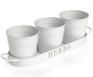 Barnyard Designs Herb Pots