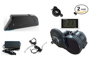 Mid drive conversion electric bike kit