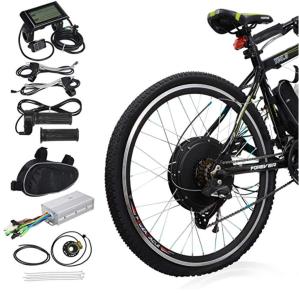 E-bike wheel replacement kit