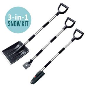 multifun snow shovel kit