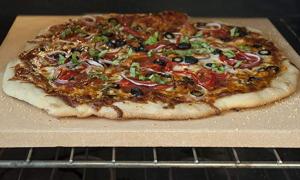 Pizza ceramic stone