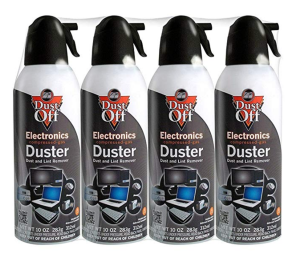 Falcon Dust-Off Electronics Compressed Gas Duster