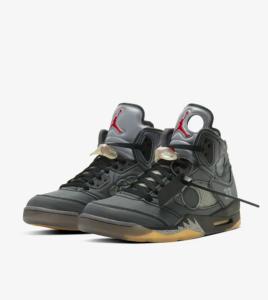 Off White Nike Air Jordan Collaboration
