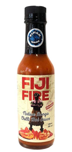 Fijian Fire Hot Sauce