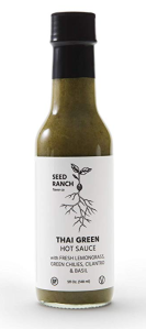 Seed Ranch Thai Green Hot Sauce
