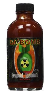 Da Bomb Hot Sauce
