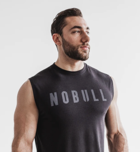 NO BULL Men's Sleeveless Tee