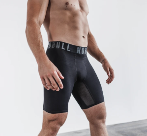 NO BULL Men's Compression Shorts