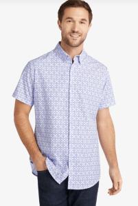 Mizzen & Main Short Sleeve Shirt