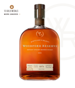 Woodford Reserve Signature Bourbon Whiskey