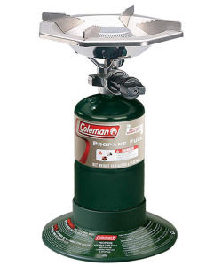 Coleman Portable Bottletop Propane Gas Stove