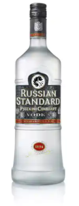 russian vodka standard
