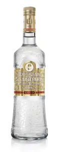 russian vodka infused