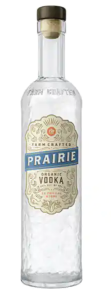 vodka bottle organic