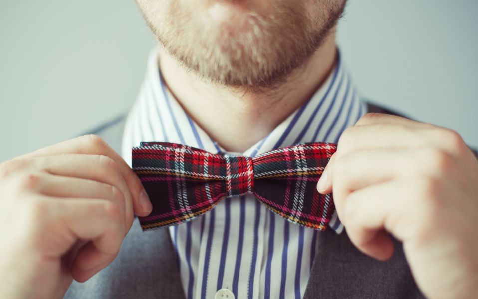 best clip-on bow ties
