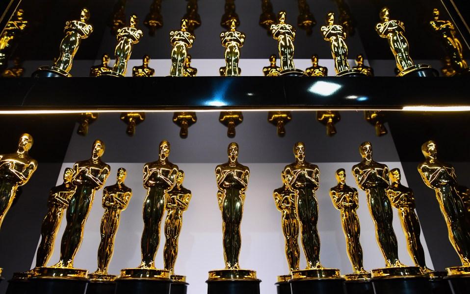 90th Annual Academy Awards, Backstage, Los