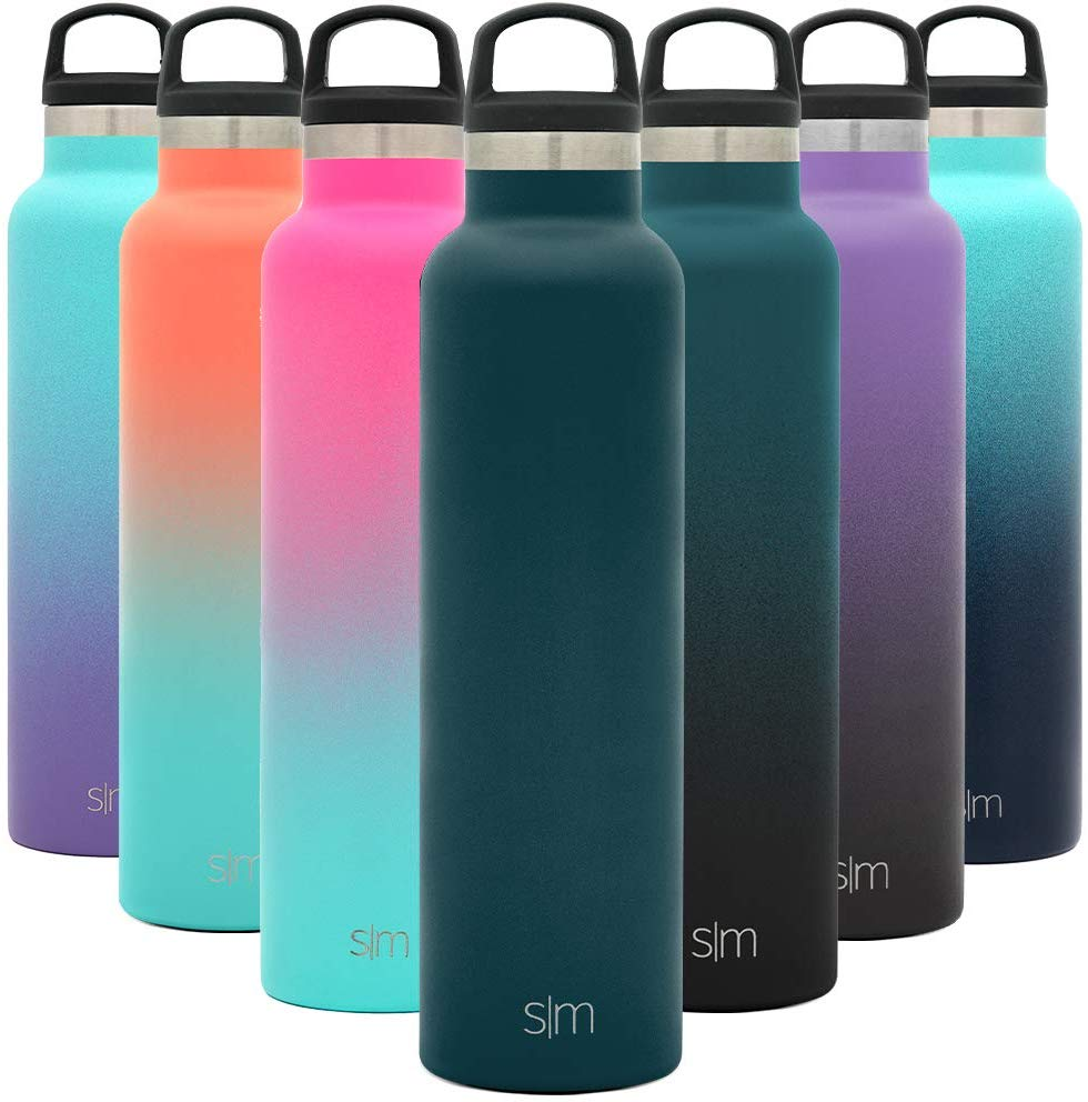 simple modern thermos